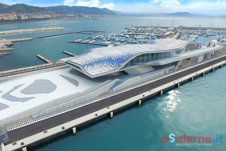 La stazione marittima di Salerno premiata con l'Excellence in Design dall'Aia del Regno Unito - aSalerno.it
