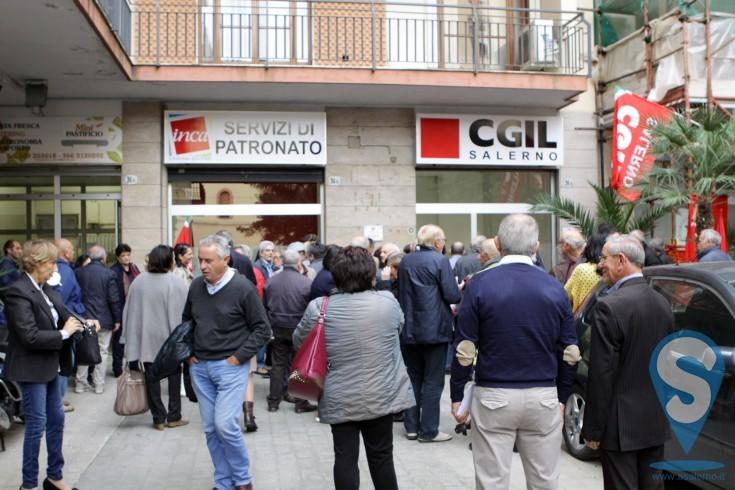 """Rapporto Inail su morti bianche, Cgil: """"Introdurre reato di omicidio sul lavoro"""" - aSalerno.it"""