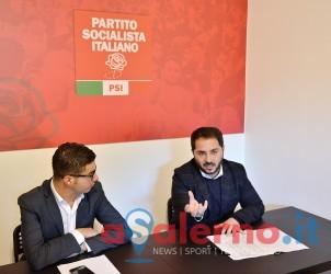 Partito socialista presentato il nuovo direttivo e la nuova segreteria provinciale del PSI di Salerno