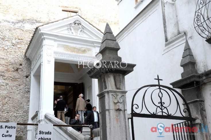 Ipogeo di San Pietro a Corte e Palazzo Ruggi aperti fino alle 22 a Capodanno - aSalerno.it