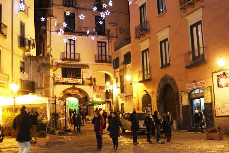 Musica oltre orario consentito, sanzioni per tre bar del centro storico di Salerno - aSalerno.it