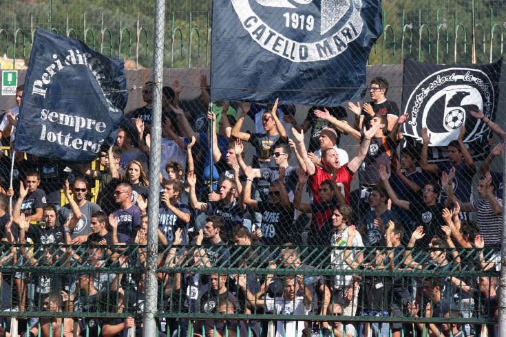 Cavese, daspo per 68 tifosi aquilotti - aSalerno.it