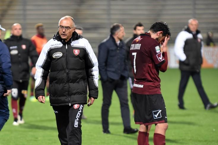 """Menichini: """"Abbiamo buttato via una grossa occasione"""" - aSalerno.it"""