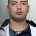 Sal - 02 03 2016 salerno arresti carabinieri. nella foto andrea moffa