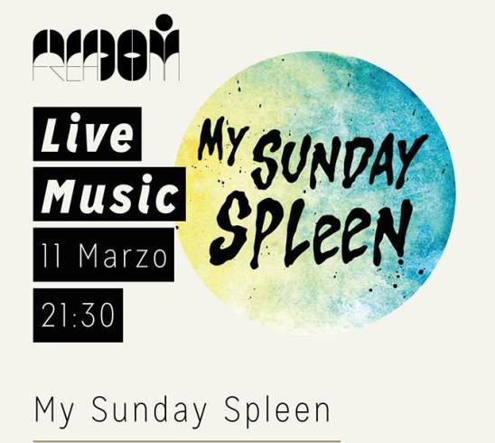 "Da Milano a Bellizzi, ""My Sunday Spleen"" live al Freadom Book - aSalerno.it"