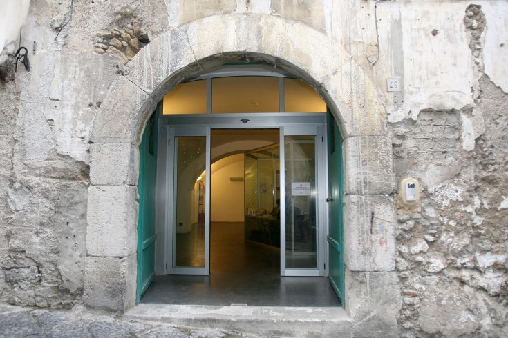 A scuola di totem sensoriali a Salerno, incontro alla Soprintendenza - aSalerno.it