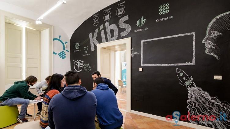"""Crescita e imprenditorialità, inaugura il centro sperimentale """"Kibslab"""" - aSalerno.it"""