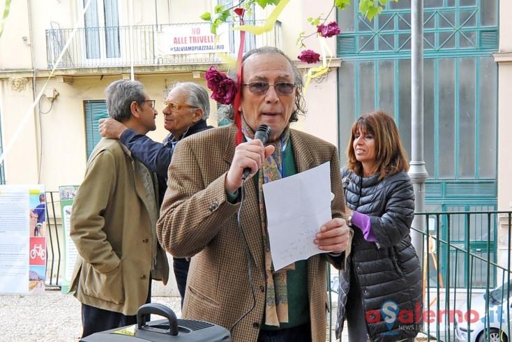 """Stop ai parcheggi in Piazza Alario, il comitato: """"Immensa soddisfazione, non ci fermeremo"""" - aSalerno.it"""