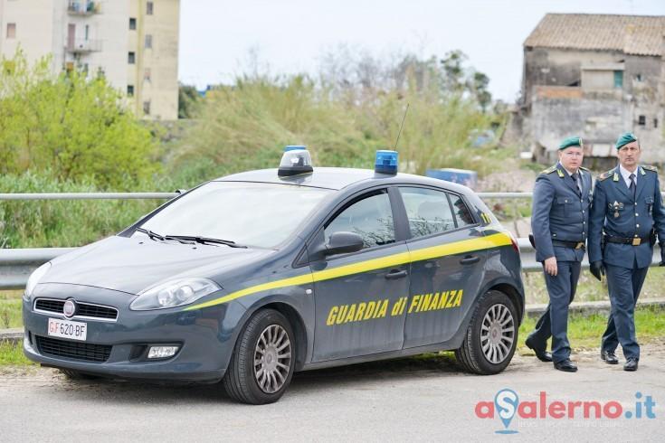 Blitz della Finanza, tre arresti e un immobile sequestrato - aSalerno.it