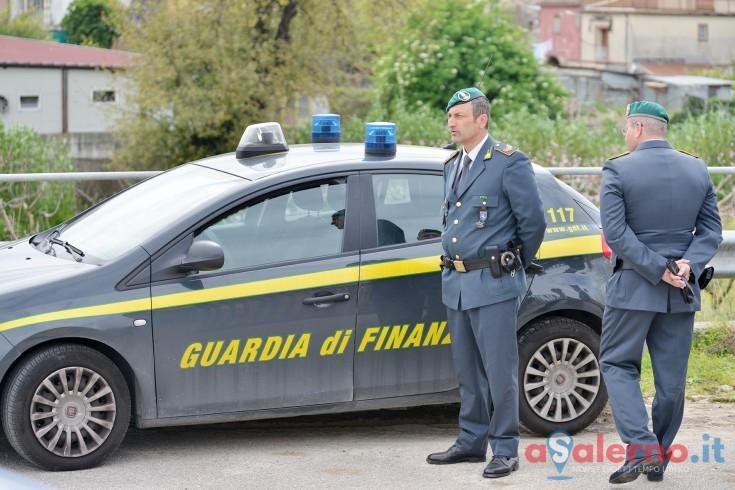 Opere abusive, GdF sequestra area di demanio idrico - aSalerno.it
