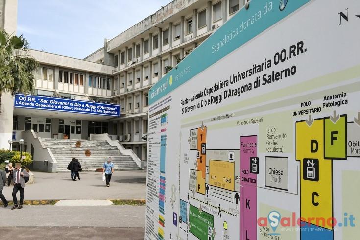 Picco influenzale per i bimbi salernitani: al Ruggi circa 50 richieste di accesso al giorno - aSalerno.it