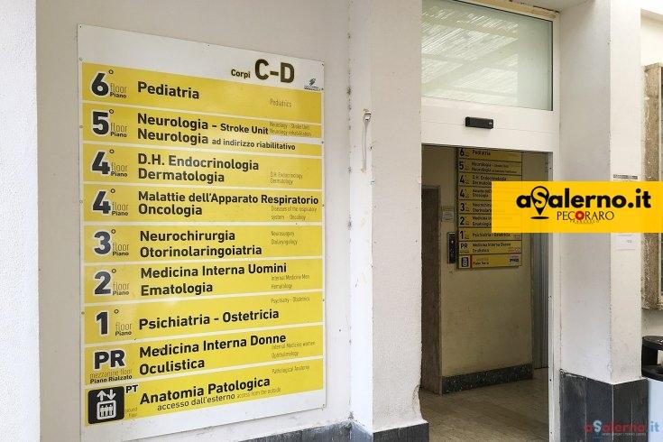 Emergenza sicurezza al Ruggi, il manager convoca i sindacati - aSalerno.it