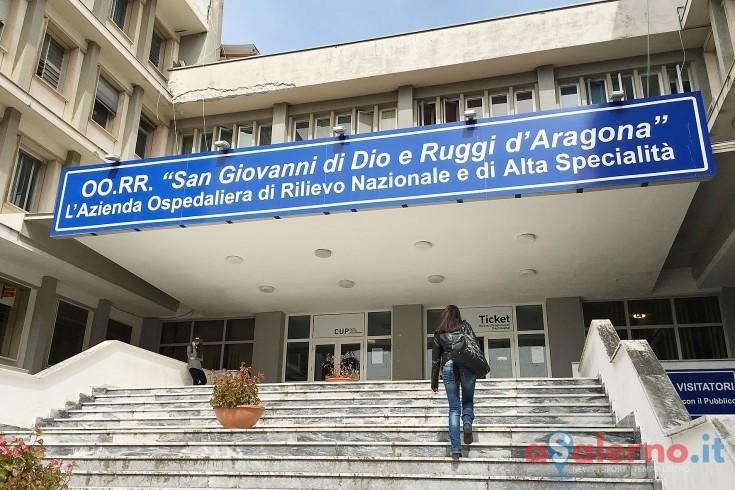 Ruggi, detenuto ricoverato danneggia il reparto - aSalerno.it