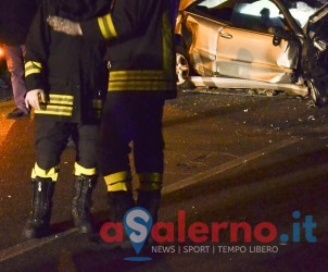 09 02 2014 Agropoli SS 18 incidente mortale