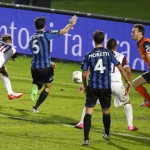 Latina Stadio Francioni. Latina Salernitana Campionato Serie B