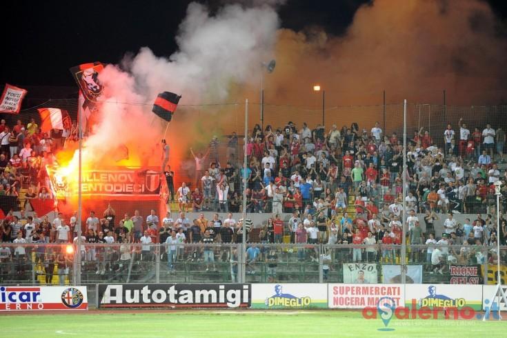 Nocerina-Sancataldese, daspo per due giovani tifosi nocerini - aSalerno.it