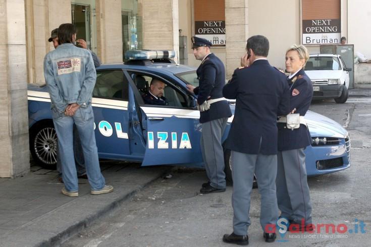 Ricercato da tre giorni, bloccato dai Falchi: in manette Pino Nisi - aSalerno.it