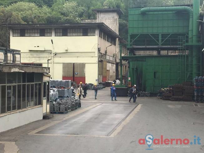 Fonderie Pisano, scade oggi la cassa integrazione in deroga: si spera nella proroga - aSalerno.it