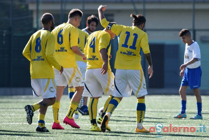 Seconda Categoria, il La Mennola strega la Longobarda nel derby - aSalerno.it