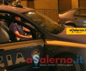 Salerno : omicidio cardelicchio Via San Giovanni Bosco (Foto Francesco Pecoraro) polizia