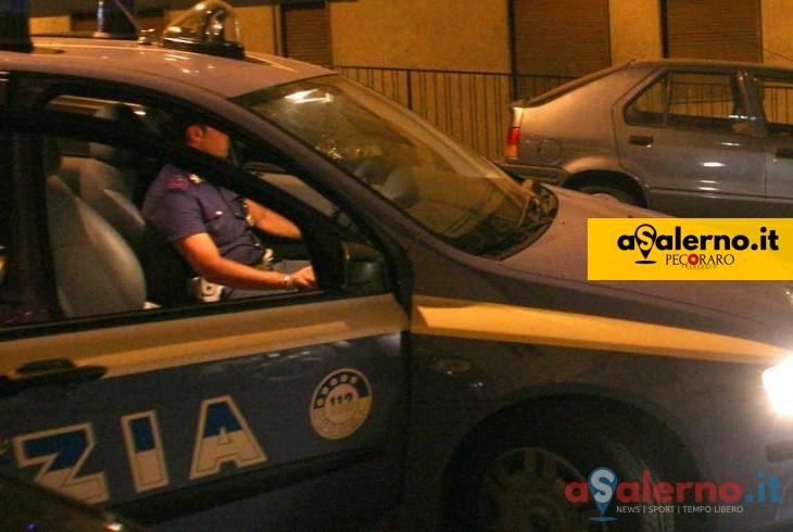 Fratte, picchia la moglie e sfonda la porta di casa dei vicini: arrestato - aSalerno.it