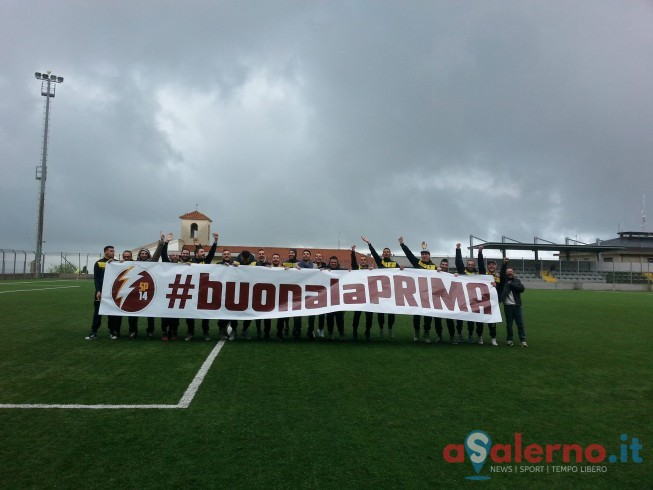 "Seconda Categoria, hurrà Sporting Pontecagnano: ""Promozione voluta"" - aSalerno.it"