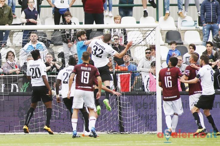 "La Salernitana sfiora l'impresa al ""Piola"": finisce 1-1 - aSalerno.it"