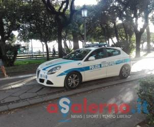 polizia municipale lungomare