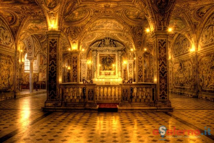 La cripta del Duomo diventa a pagamento, un euro per entrare - aSalerno.it