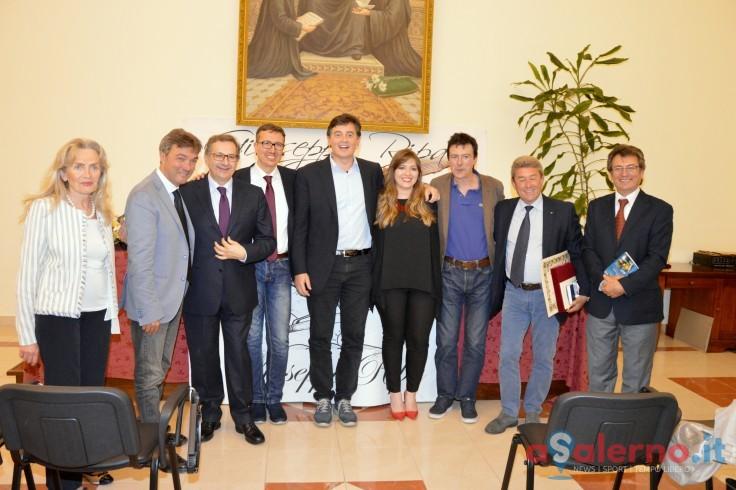 """Grande successo per il Premio giornalistico """"Giuseppe Ripa"""" - aSalerno.it"""