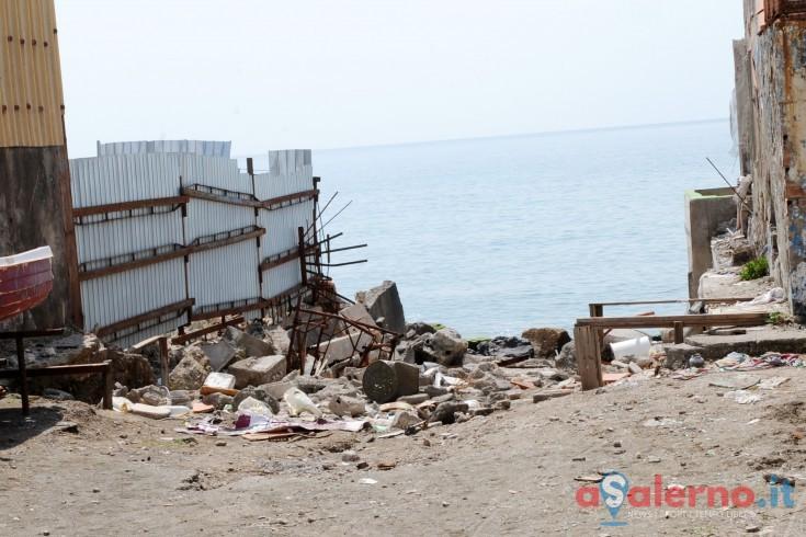 Legambiente, la spiaggia di Magazzeno è la più sporca in Campania - aSalerno.it