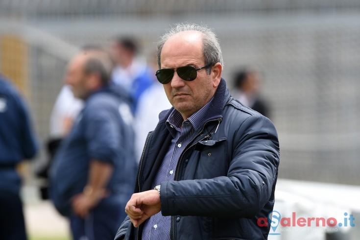 Con Sannino passa la linea Fabiani - aSalerno.it