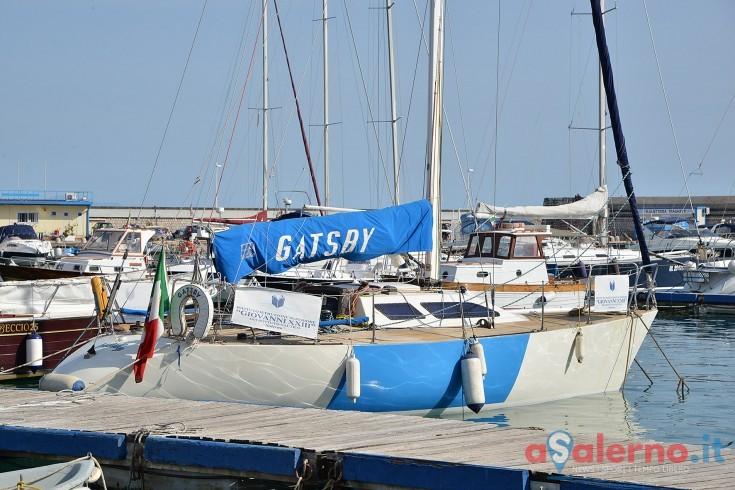 La barca confiscata alla camorra consegnata agli studenti del Nautico Giovanni XXIII - aSalerno.it