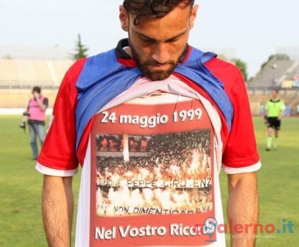 Luca Orlando della Pro Piacenza commemora Enzo, Ciro, Peppe e Simone - aSalerno.it