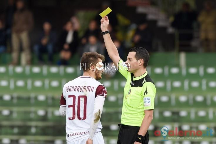 Ivano Pezzuto è l'arbitro del derby con il Benevento - aSalerno.it