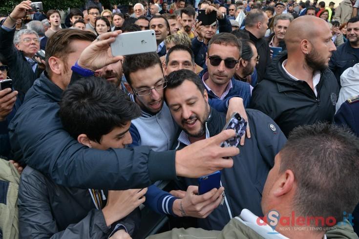 """""""Ma sparati"""" a Salvini, commento con il profilo del presidente della Provincia di Salerno - aSalerno.it"""