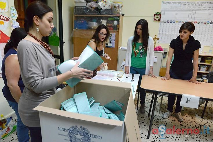 L'ELENCO – Elezioni a Salerno, ecco i nomi dei 617 scrutatori - aSalerno.it