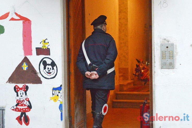 Luca Gentile torna nella casa delle Fornelle, sarà ripetuta la scena l'omicidio - aSalerno.it