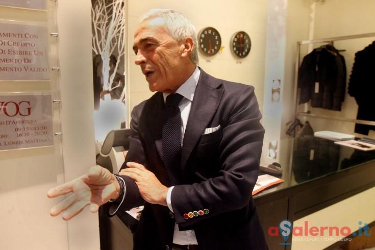 Sabatino Senatore accusato di bancarotta per il negozio Vog - aSalerno.it