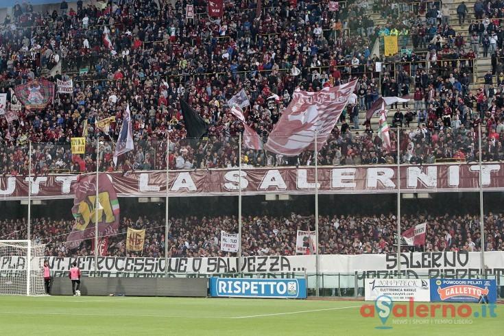 Prevendita Salernitana – Lanciano: vicini a quota 20mila - aSalerno.it
