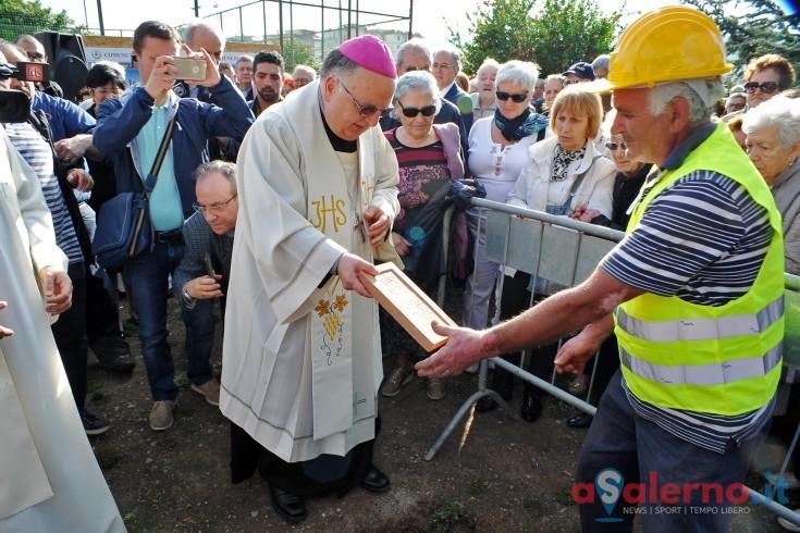 Completare la chiesa di via Vinciprova: al Comune tutto pronto per l'appalto - aSalerno.it