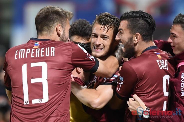La Salernitana batte il Como e accede ai play out - aSalerno.it