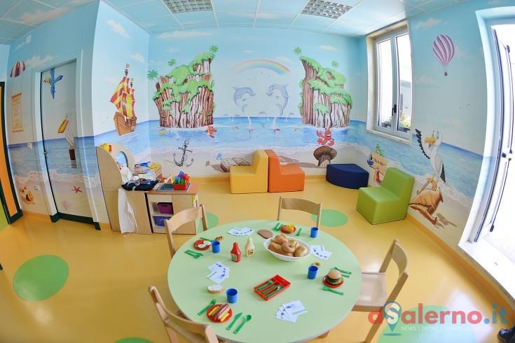 Novità al Ruggi, domani apre il nuovo reparto di Pediatria - aSalerno.it