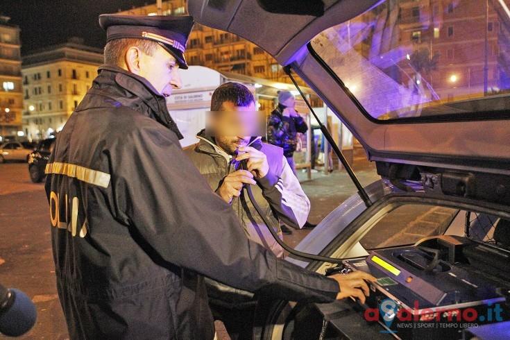 Operazione della Polizia per contrastare la guida in stato di ebbrezza - aSalerno.it