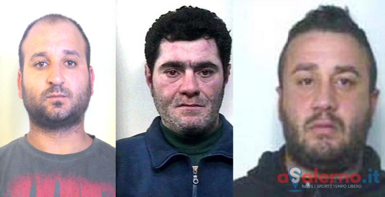 Sant'Egidio del Monte Albino, tre arresti per furto d'auto - aSalerno.it