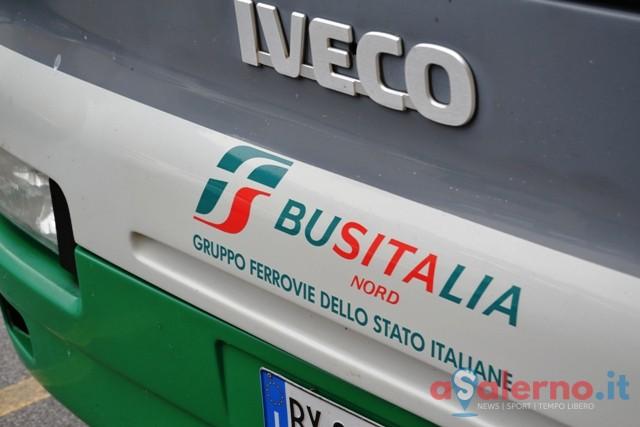 Busitalia, la Provincia immatricola i nuovi autobus: sono i Crossway dell'Iveco da 63 posti - aSalerno.it