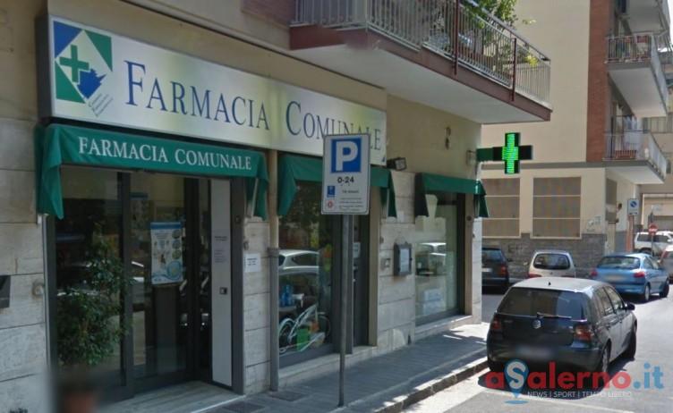 Rapina alla farmacia comunale: in arresto 66enne salernitano - aSalerno.it