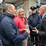 protesta dipendenti consorzio bacino sa  (1)