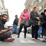 protesta dipendenti consorzio bacino sa  (5)