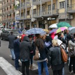 protesta dipendenti consorzio bacino sa  (7)